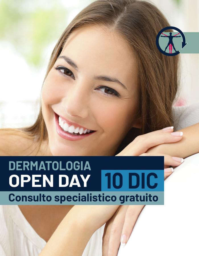 Open day dermatologia dicembre